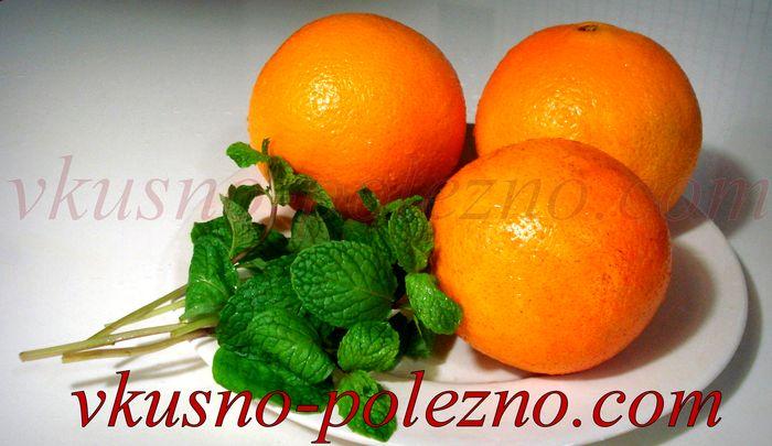Апельсиновый фреш рецепт с фото пошагово и видео - 1000.menu   405x700
